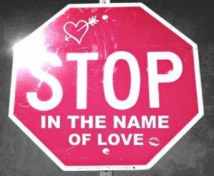 סמל עצור בשם האהבה העצמית