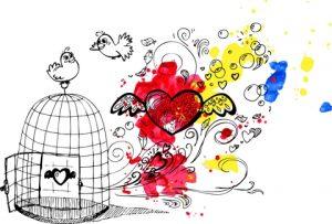 לשחרר את האהבה העצמית שבכלוב