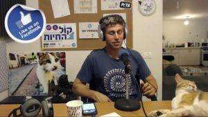 אלי קרסניץ מטפל רגשי במחשבות טורדניות בתוכנית ברדיו
