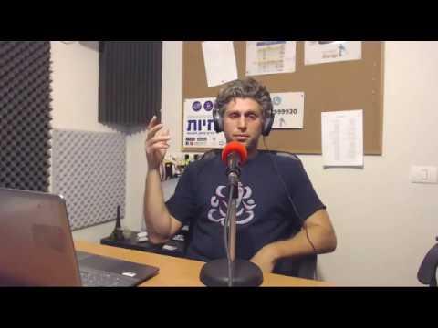 אלי קרסניץ טיפול במחשבות טורדניות ברדיו