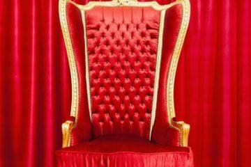 איך להנות מהחיים – לשבת בכס המלכות הפנימי